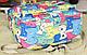 Превосходный женский городской рюкзак 13 л. URBANSTYLE, 061 розовый, фото 4
