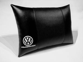 Подушка ортопедическая в автомобиль Подушка для водителя Подушка в авто Авто подарок в Фольксваген