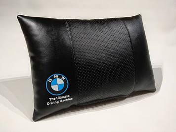 Подушка ортопедическая в автомобиль Подушка для водителя Подушка в авто Авто подарок в БМВ