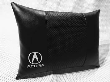 Подушка ортопедическая в автомобиль Подушка для водителя Подушка в авто Авто подарок в Акура