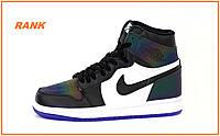"Кроссовки мужские Nike Air Jordan 1 Retro All Star ""Chameleon"" в стиле Найк Аир Джордан Ретро"