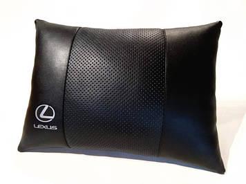 Подушка ортопедическая в автомобиль Подушка для водителя Подушка в авто Авто подарок в Лексус
