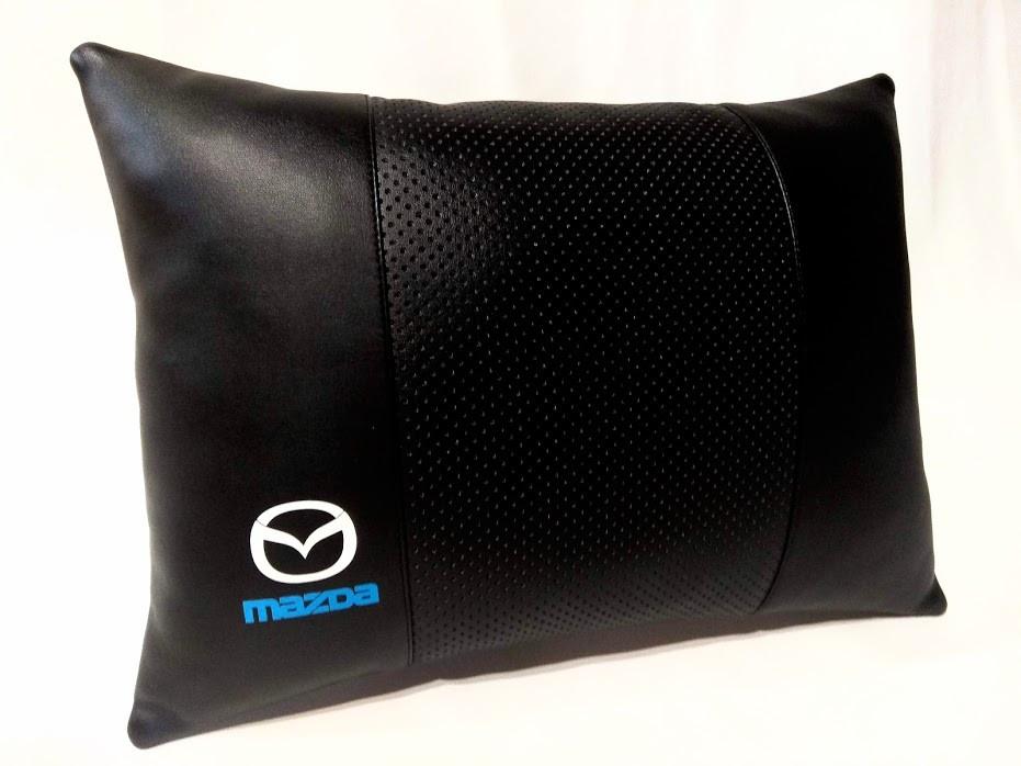 Подушка ортопедическая в автомобиль Подушка для водителя Подушка в авто Авто подарок в Мазда