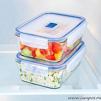 Контейнер для пищи Luminarc 380 мл прямоугольный 1шт Pure Box Active L8774/j5628/P3546