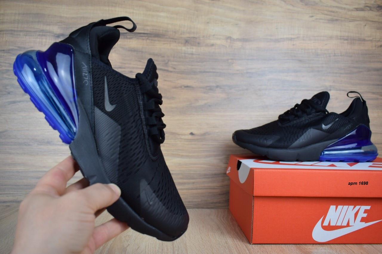 Кросівки чоловічі розпродаж АКЦІЯ 750 грн Nike Air Max 270 42й(26,5 см) копія люкс