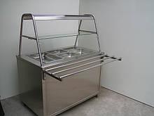 """Мармит 2х блюд """" Стандарт"""" 1200х700х850 (1450)"""