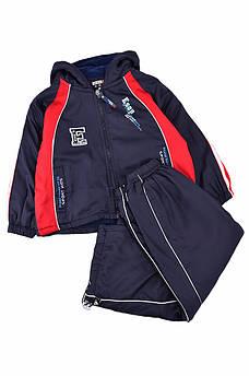 Спортивный костюм детский темно-синий Sport 127417S