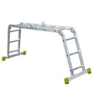 Шарнирная лестница FORTE 4x3 (FE4х3)