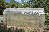 Каркасы теплиц «Веган» шириной 2 м из оцинкованной квадратной трубы 20х20х1 мм, фото 3