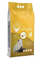 Van Cat Super Premium Quality Vanilla 5 кг наповнювач бентонітовий комкующий