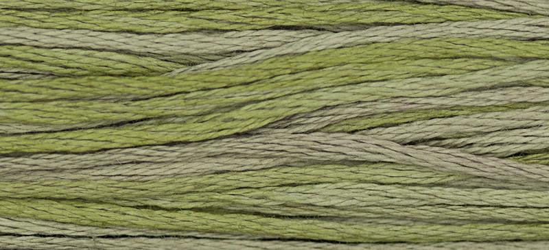 Мулине Weeks Dye Works 1256