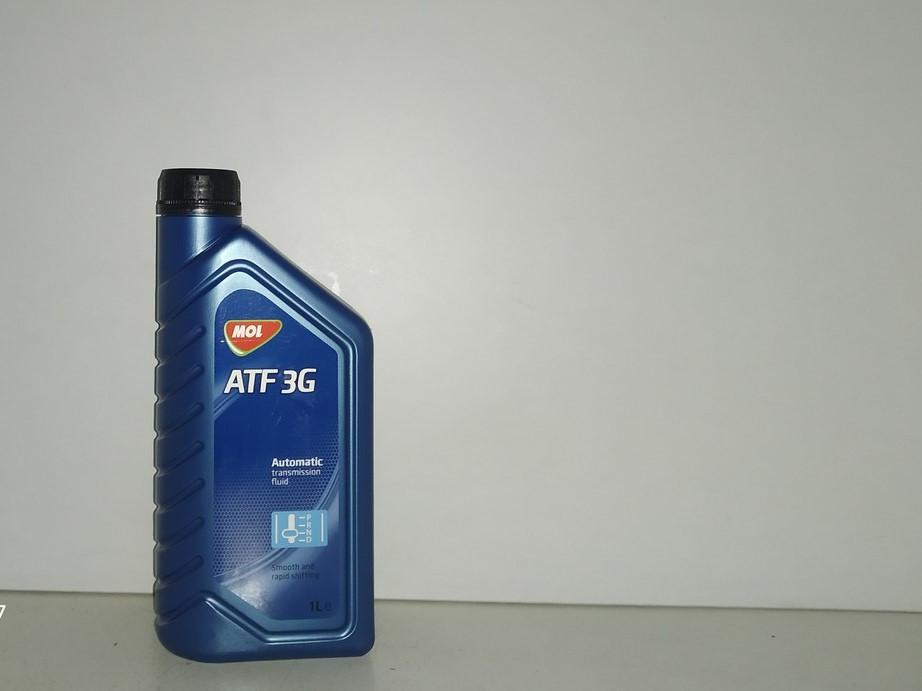 Масло трансмиссионное Mol ATF 3G Dexton 3 1л
