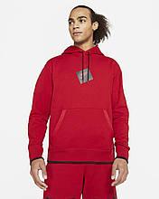 Толстовка Jordan Jumpman Classic Men's Printed Fleece CV2244-687 Красный