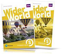 Wider World Starter, Student's book + Workbook / Учебник + Тетрадь английского языка