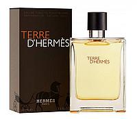 Мужская туалетная вода Hermes Terre D'Hermes, фото 1