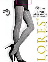 """Колготки 60 ден """"Lores Melange"""" Е590 - XS/S (1/2размер) - на рост 152-164см, бедра 96-112см, 89% полиамид"""
