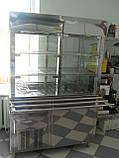Витрина кондитерская 1500х700х1800, фото 7