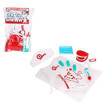 "Набор стоматолога ""Dentist set"", 10 деталей 7358"