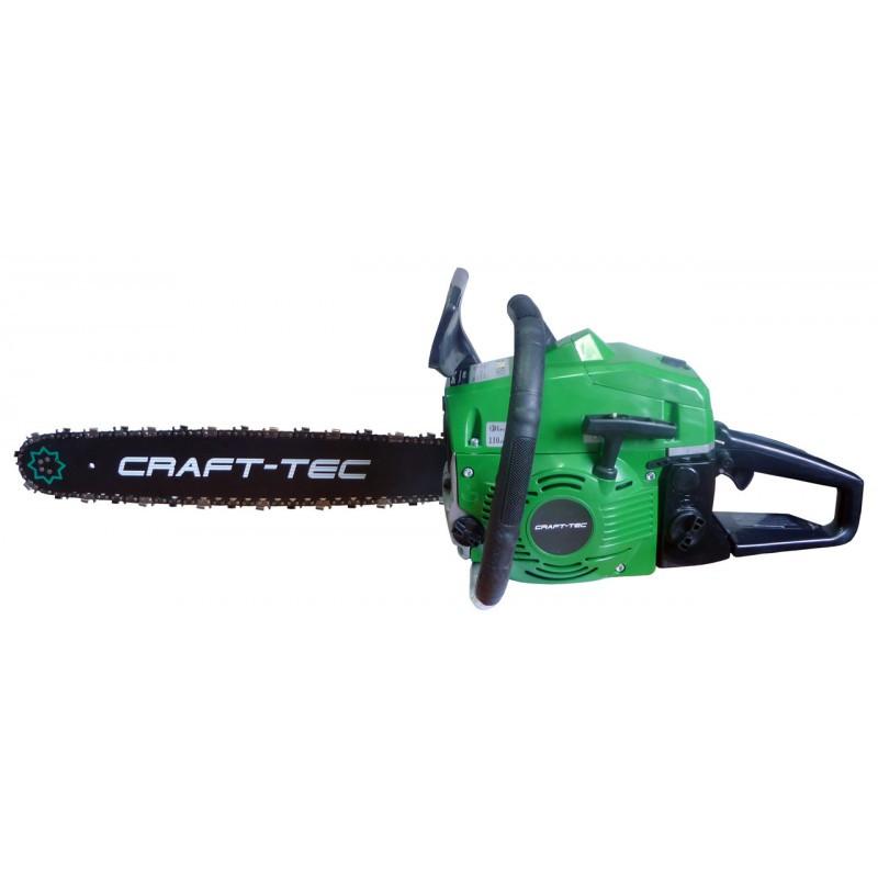 Бензопила Craft-tec CT-5500, 1 шина, 1 цепь SKL11-236510