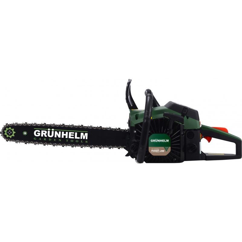 Бензопила цепная Grunhelm GS-4000MG SKL11-236521