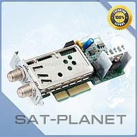DVB-S2 тюнер к Optibox Raptor HD, Openbox S9, Skyway Droid