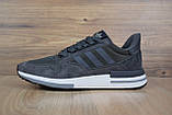 Кросівки чоловічі розпродаж АКЦІЯ 750 грн Adidas ZX 500 44й(28см) копія люкс, фото 8