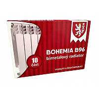 Секційний біметалічний радіатор BOHEMIA B96/500