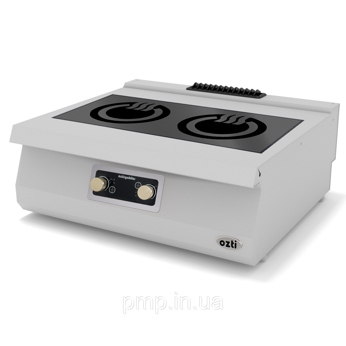 Плита индукционная Ozti OSI 8070 с 2 конфорками