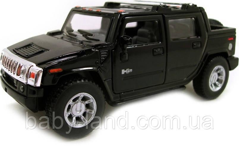 """Модель джип 5"""" KT5097W (Black)"""