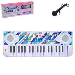 Синтезатор HS3790B-1 Синій 37 клавіш