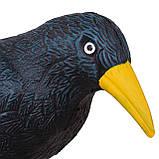 Ворон для отпугивания птиц Springos SKL41-277658, фото 5