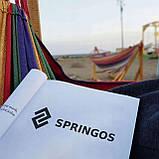Гамак підвісний Xxl Springos 200 x 150 см SKL41-277660, фото 3