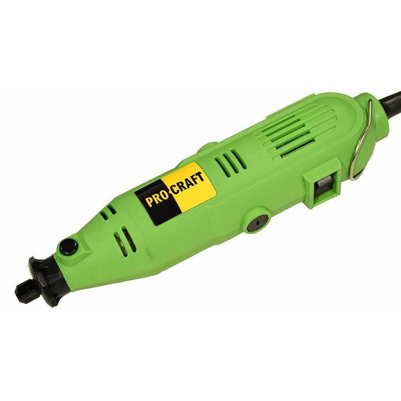 Гравер Procraft PG 400 2 цанги в комплекті SKL11-235955