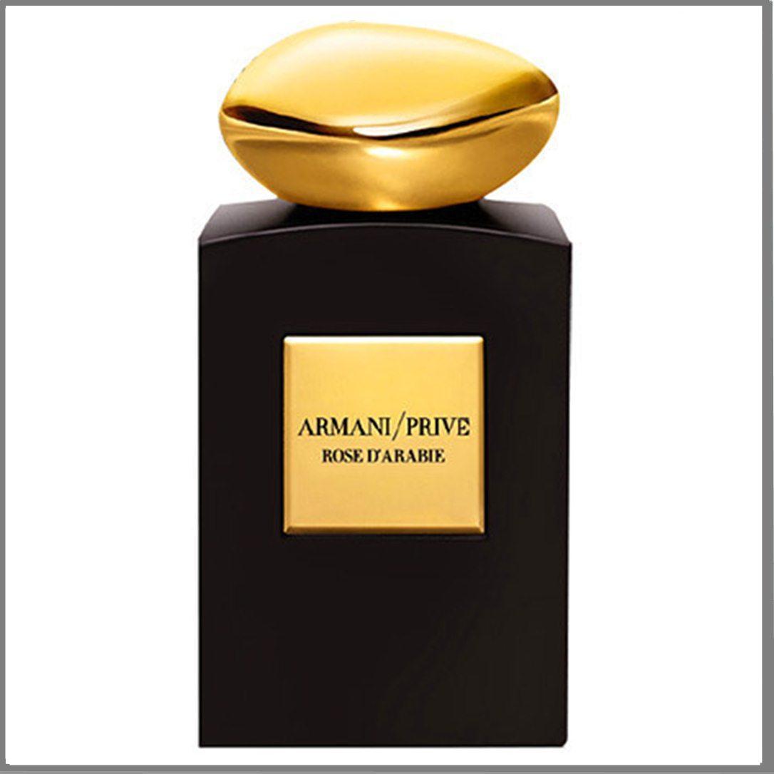 Giorgio Armani Prive Rose d'Arabie парфюмированная вода 100 ml. (Тестер Армани Прайв Арабская Роза)