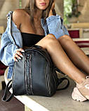Рюкзак «Юна» черный, фото 3