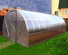 Теплиця Oscar Господарка 12 м2, 200х600х200 см каркас під стільниковий полікарбонат SKL54-240807