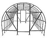 Теплица Oscar Дачница 22,5 м², 300х750х200 см каркас под пленку SKL54-240859, фото 2