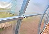 Теплиця Oscar Садівник Агро 24 м2, 300х800х200 см каркас під стільниковий полікарбонат SKL54-240830, фото 3