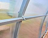 Теплиця Oscar Садівник Агро 30 м2, 300х1000х200 см з стільниковим полікарбонатом 4 мм SKL54-240835, фото 3