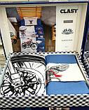 Підліткове постільна білизна Aran Clasy Road King 160x220 SKL53-240100, фото 2