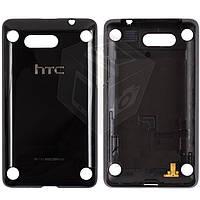 Задняя крышка батареи для HTC HD Mini T5555, оригинал (черный)