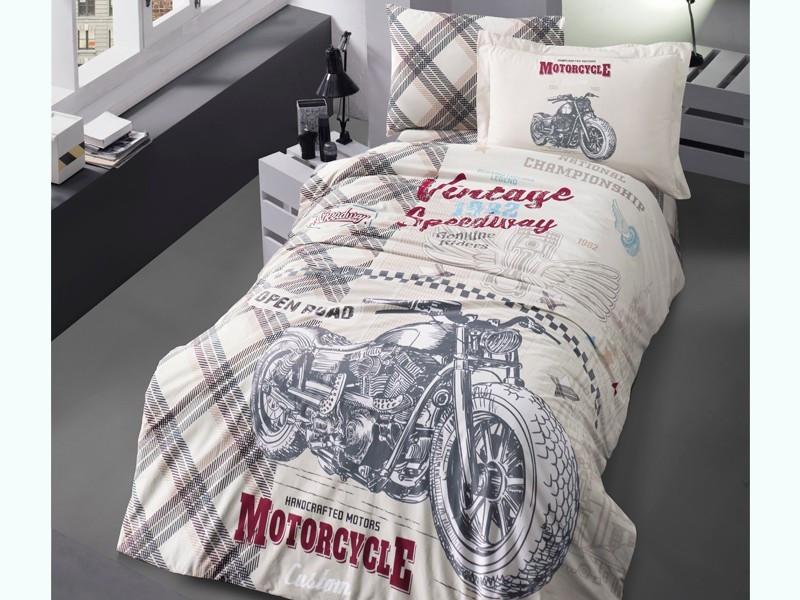Подростковое постельное белье Aran Clasy SpeedWay 160x220 SKL53-240101