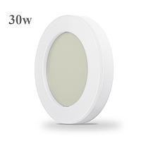 Накладной светильник LED 30W 5000K IP65 ART VIDEX светодиодный потолочный круглый