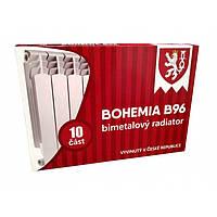 Секційний біметалічний радіатор Богемія B96/300