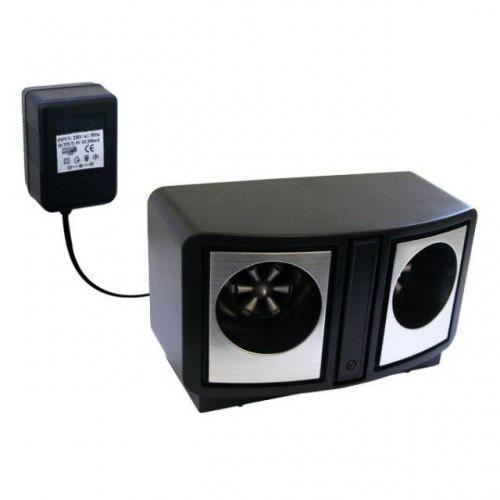 Ультразвуковий електронний відлякувач гризунів та комах Dual Sonic Pest Repeller SKL11-189187