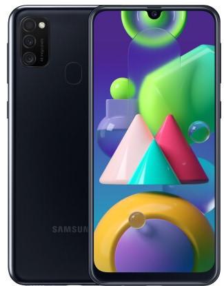 Samsung Galaxy M21 4/64GB Black