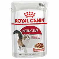 Влажный корм для кошек Royal Canin Instinctive in Gravy 85 г