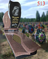 Пам'ятник з симонівського граніту і базальту, фото 1