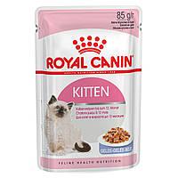 Влажный корм для котят Royal Canin Kitten Instinctive in JELLY 85 г