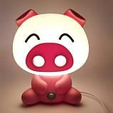Светильник ночник Свинка SKL32-152799, фото 2